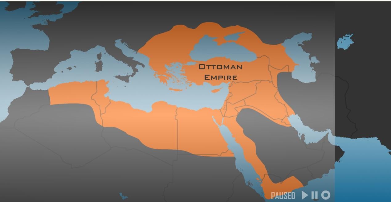 La Situation Du Moyen Orient Avant La Premiere Guerre Mondiale
